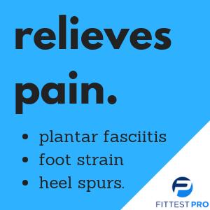 plantar fasciitis relieves pain foot strain heel spurs