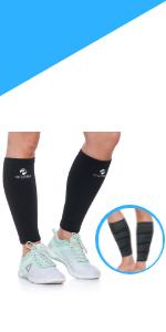 calf compression sleeve wrap shin splints