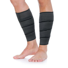calf compression sleeve sleeves wrap wraps pain relief wrap