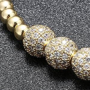 crown bracelet formen women charm bracelets