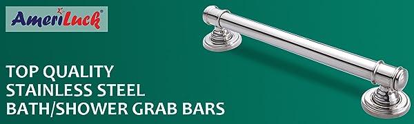 Bath grab bar