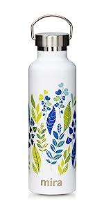 Leak proof water bottle water bottle for girls slim water bottle spill proof water bottle