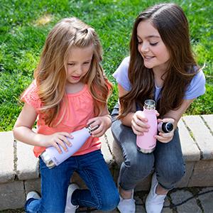 Bpa free water bottle stainless steel water bottle vacuum insulated water bottle leak proof bottle