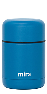 Insulated food jar soup thermos food flask food jar hot food thermos vacuum food jar