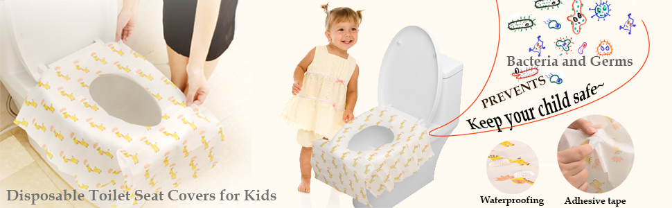 Excellent Disposable Toilet Seat Covers For Kids 20 Packs Toilet Covers Disposable Extra Large 24 6 X Pdpeps Interior Chair Design Pdpepsorg