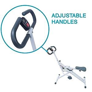 Adjustable Handles