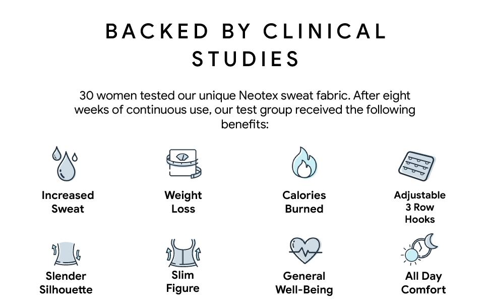 body slimmers for women sauna vest for women  neoprene waist trainer for women  slim belt for women