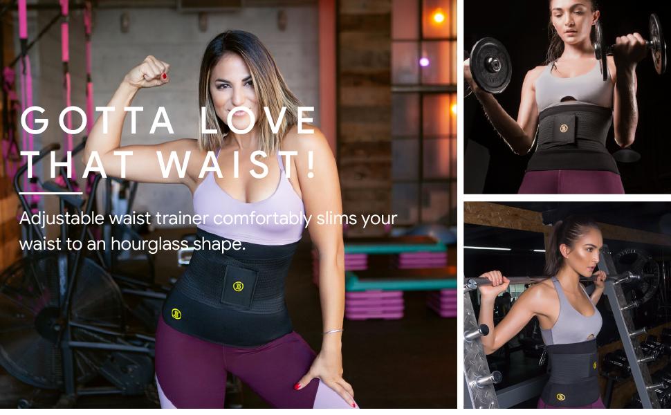 slim belt for women for Weight Loss hot shapers hot belt with waist trainer waist shaper