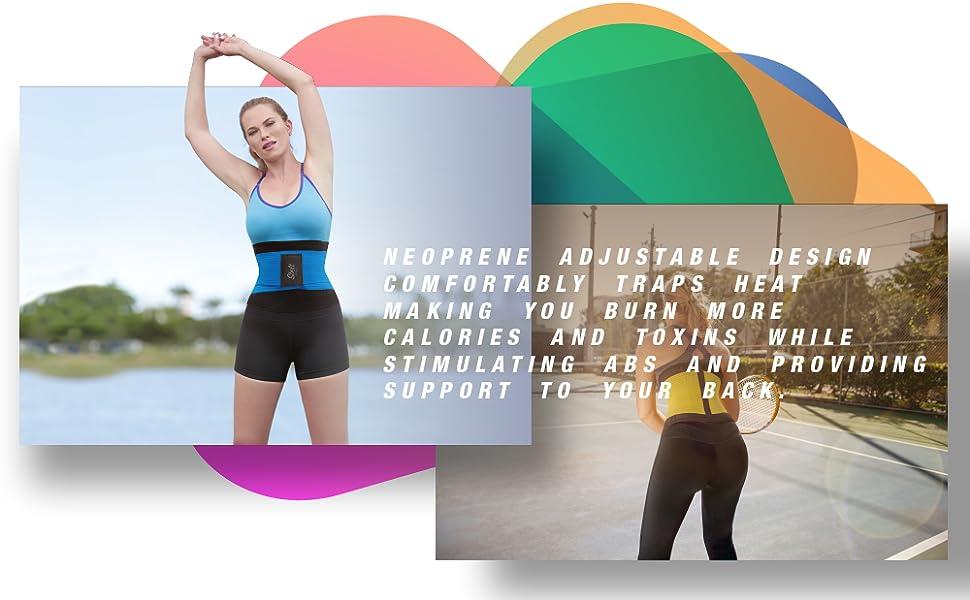 186163fb26d Sbelt slimming belt women corset waist trainer hourglass cincher sport  neoprene shape