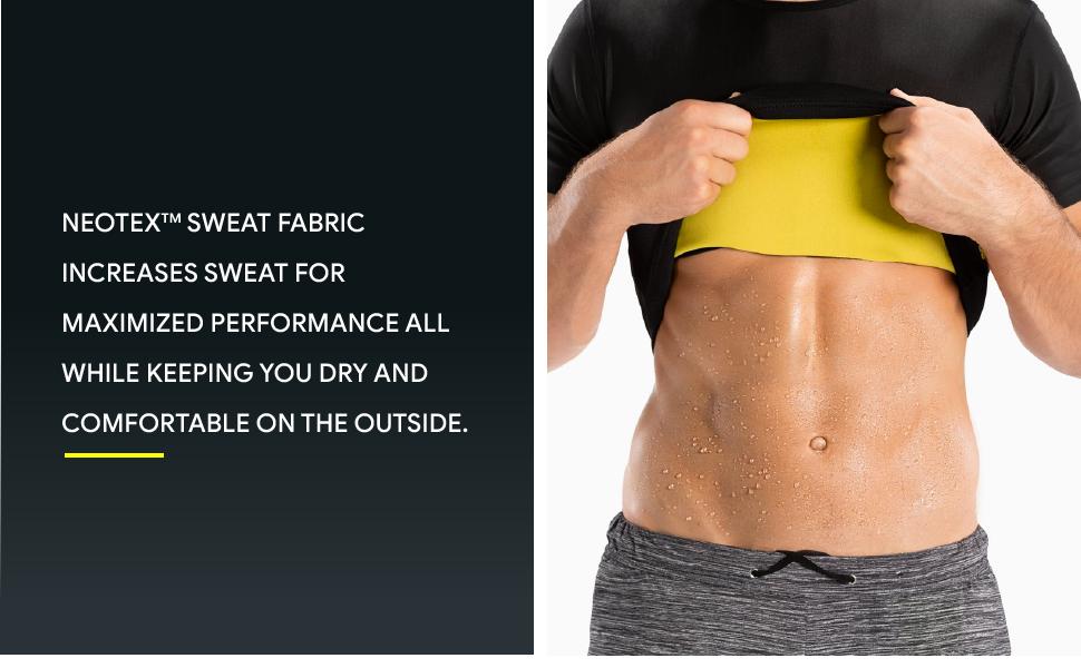 sauna vest for men gynecomastia work out cloth for men hot shapers for men mens running vest