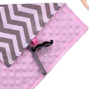 Amazon.com: 2-pack manta de bebé Infant Lovey Manta de ...