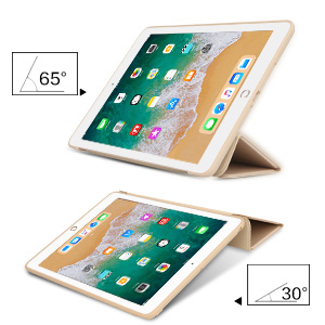 Two angle about viewing and typing.Convenient and comfortable.