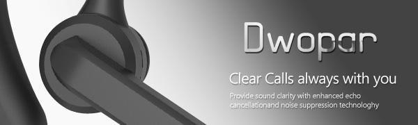 Dwopar Bluetooth Headsets - logo