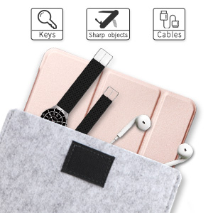 Full protection for your ipad, shockproof and water resistant and anti-scratches protection