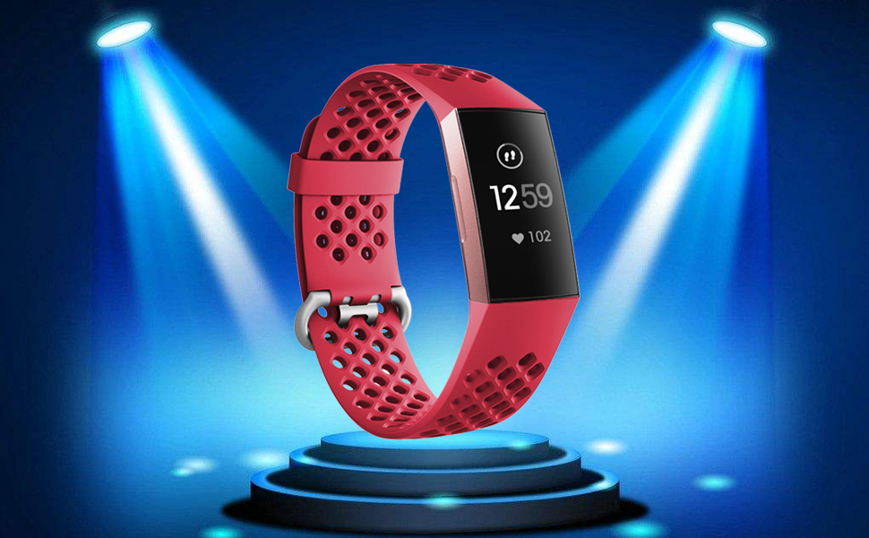 fitbit charge 3 bands 1