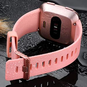 Wepro bands compatible with fitbit versa smart watch 3