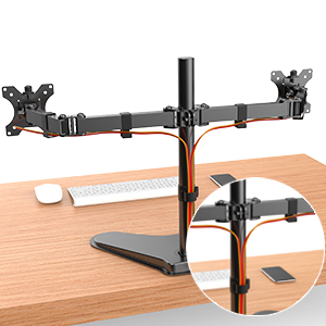 monitor desk mount