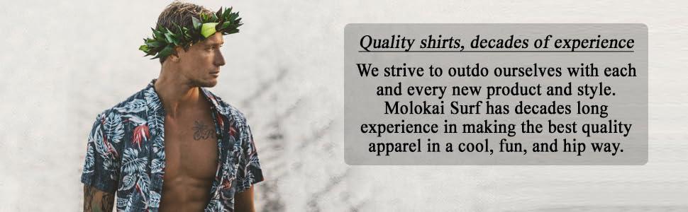 molokai shirts, hawaiian shirts, birds of paradise, tropical shirts, summer shirts