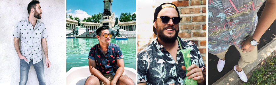 molokai shirts, watermelon shirts, cactus shirts, hawaiian shirts, summer shirts, tropical shirts