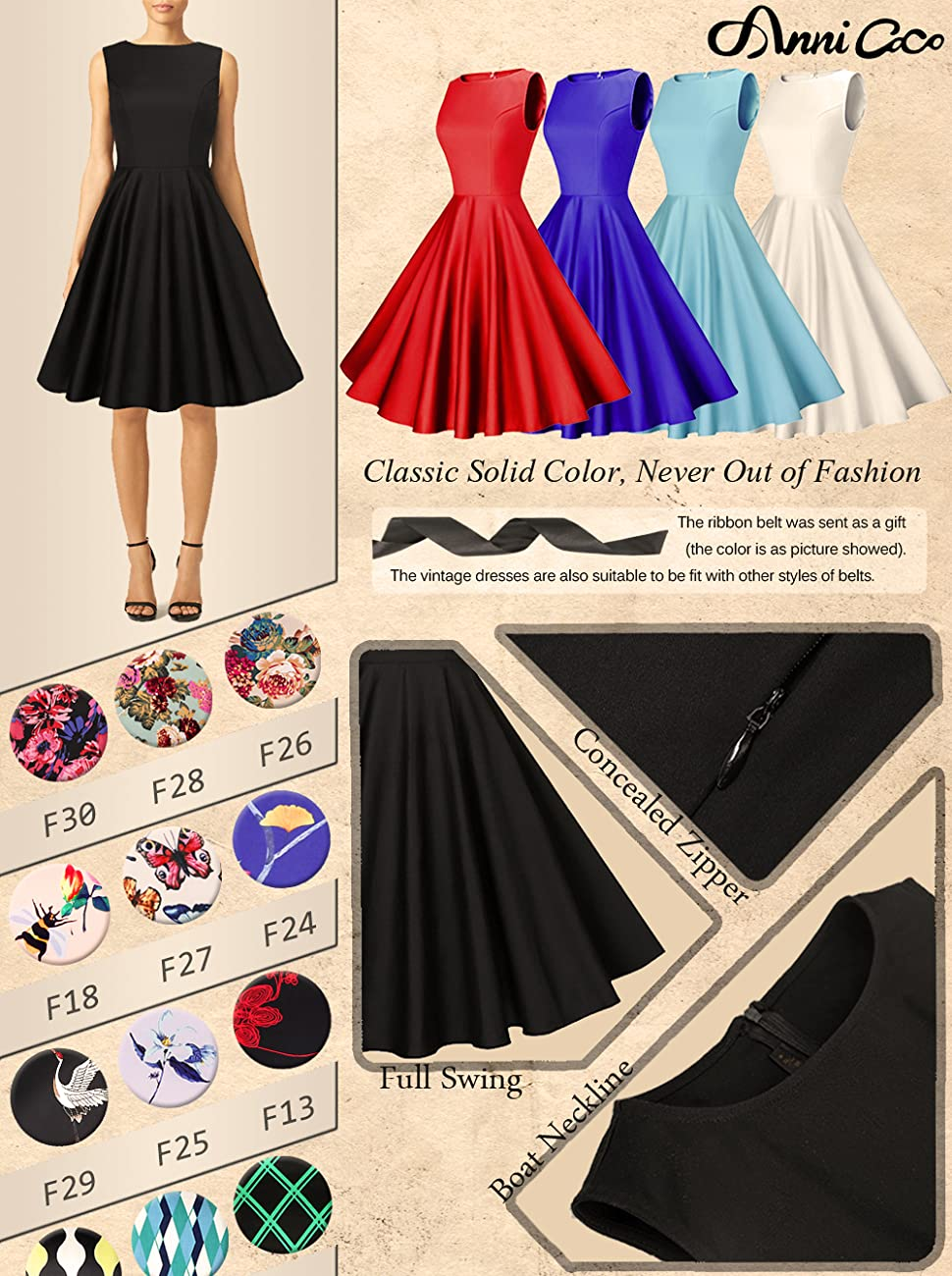 Cheap dresses 50s music hits list