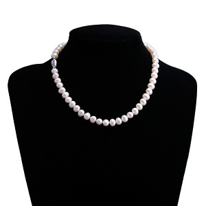 f48486d00 Amazon.com: Freshwater Cultured Pearl Necklace Set Includes Stunning ...