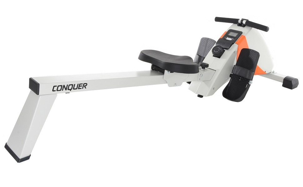 conquer rower