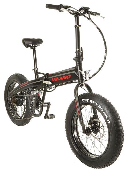 Amazon.com: Vilano Neutron bicicleta de llantas gordas ...