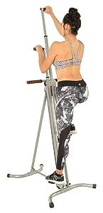 Conquer Vertical Climber Fitness Climbing Cardio Machine 3.0