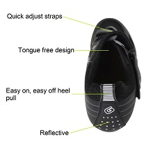 gavin mesh pro triathlon cycling shoe