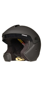 conquer open face helmet, conquer open face rally helmet ...