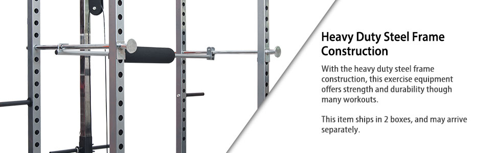 power cage Power Lifting Cage Squat Rack High Capacity Olympic Power Cage Squat Rack power squatrack