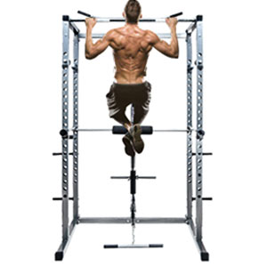 Power rack power cage squat rack squat cage deadlift cage Power cage with lat home gym equipment