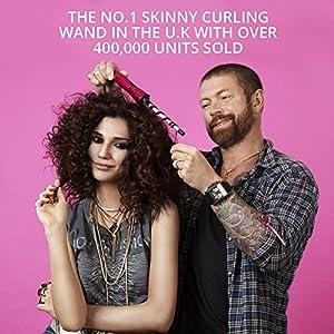 Amazon Com Lee Stafford Chopstick Styler Curling Wand