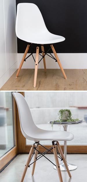 amazon com urbanmod mid century modern style chairs by urban easy