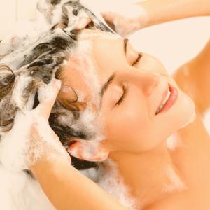 شامبو مكيف زيت الجوجوبا نمو الشعر منتجات مجعد علاج الكيراتين بيوتين فقدان زيت الخروع