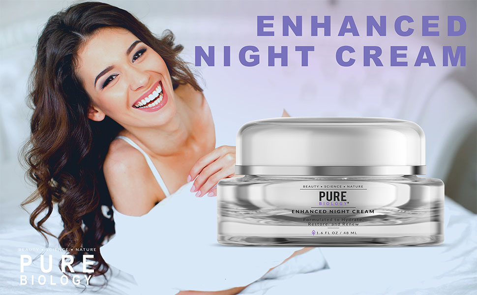 enhanced night cream
