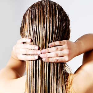 شامبو بلسم الجوجوبا زيت فيتامين هـ علاج مجعد عميق لتفادي فقدان الشعر الطبيعي للرجال