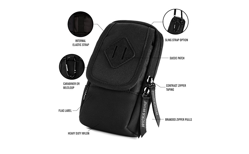Vape Case for Travel – Secure, Organized, Premium Vape Bag – Fits Any  Mechanical Box Mods,