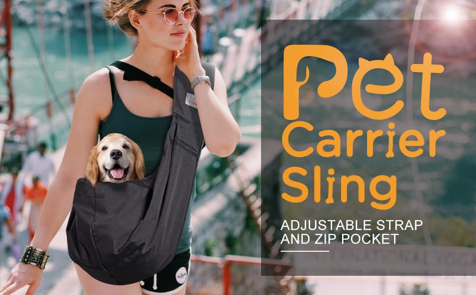 Pet Carrier Slings