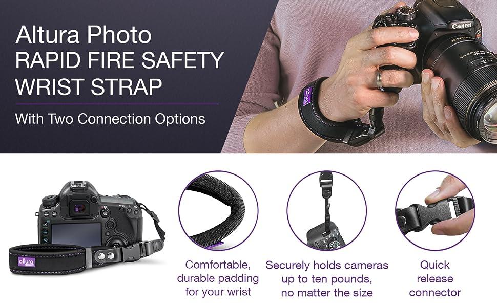ONE camera wristlet wrist strap string digital photographer digicam digital cord