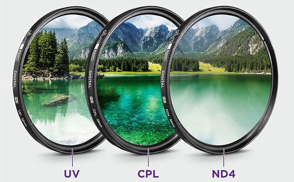 UV CPL ND4