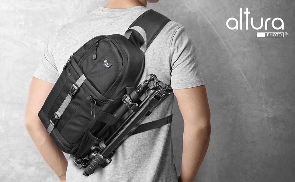 Sling Backpack 2