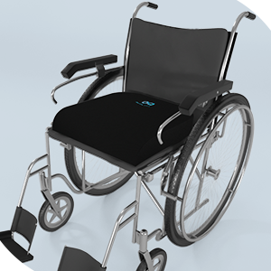Amazon.com: Cojín para silla de ruedas de espuma ...