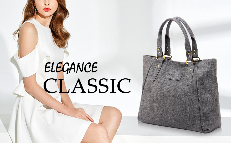 This ZMSnow Womenu0027s Soft Large PU Leather Tote Handbag Is Gorgeous. It Is  The Perfect Combination Of Classic And Practical. Ideal Purse For Using In  Office, ...