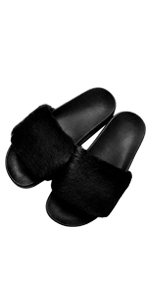 slide sandals for women