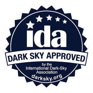 Dark Sky Approved light pollution