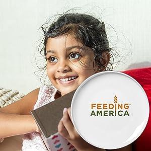 Feeding America, Healthy, Partnership, Charity, Kindness