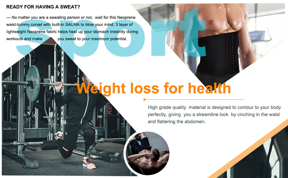 Weight loss for health