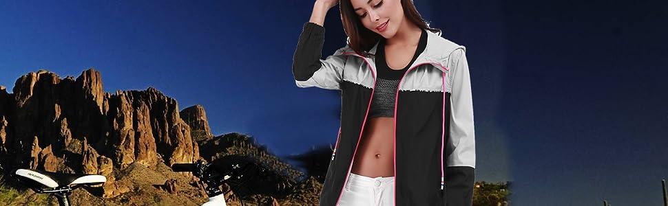 FISOUL Women's Outdoor Jacket
