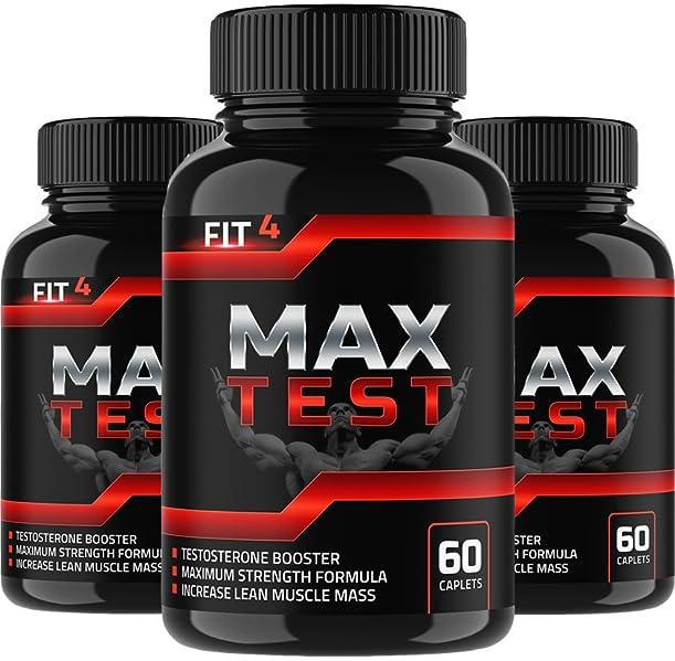 Test max dietary supplement